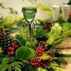 Hoe maak je een mooi kerststuk of een kerstkrans?