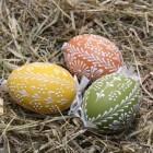 Het eieren verven