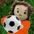 Knutselen met kinderen: Thema voetbal