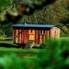 Een Tiny house, bewust wonen op een klein oppervlak