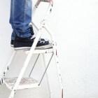 Ladders en steigers – tips om veilig te klussen