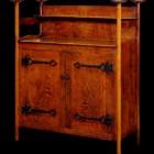 Het logen van houten meubels