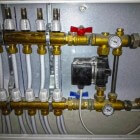 Energiebesparing met een pompschakelaar voor vloerverwarming