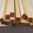Schilderen verf, lak of beits op nieuw of onbehandeld hout