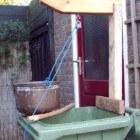 Zelf een regenton en compostbak maken