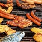 Het barbecueseizoen