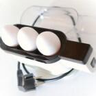 Een perfect eitje koken met een eierkoker