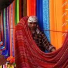 Textiel: geschiedenis, fabricage, toepassing, typen vezels
