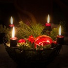 Advent- adventskrans zelf maken & herkomst adventstraditie
