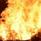 Open haard van Kombifire: haard op gas én hout