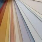 Kleuren mengen en ruimtelijk effect van verf en kleur