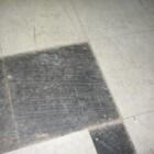 Asbest in kunststof vloertegels