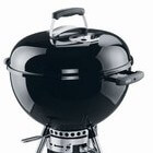 Weber one touch premium barbecue
