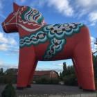 Dalarna paardjes, souvenir uit Zweden