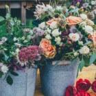 Boeketten maken met vaste snijbloemen uit de tuin