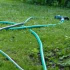 Haspels voor de tuinslang voorkomen een hoop ongemak
