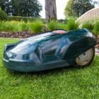Robotmaaier: zelfstandig werkende grasmaaier