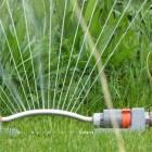 Water sproeien in de tuin: kwestie van maatwerk