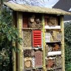 Insectenhotel voor slimme tuiniers