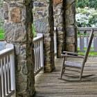 Veranda: Bouwen van een veranda