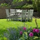 De ligging van de tuin - zon of schaduw?
