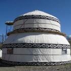 Wonen onder de hemel: de Yurt (Ger)