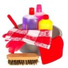Goedkoop je huis schoonmaken met afwasmiddel
