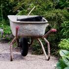 Bouwen van een tuinhuis