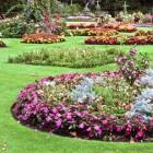 Aanleg tuin in vakantiepark