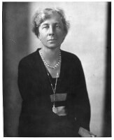 Lillian Gilbreth (1878-1972) / Bron: Smithsonian Institution, Wikimedia Commons (Flickr Commons)