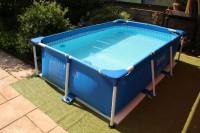 Hoe hou je het water in het buitenzwembad warm huis en for Ondergrond zwembad tuin