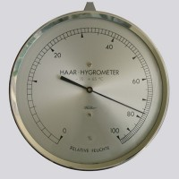Hygrometers / Bron: Publiek domein, Wikimedia Commons (PD)